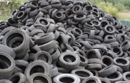 Aqualine Eliminates Problem of Scrap Tires by Using them to Make Industrial Oil