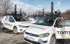 TomTom Set for a Comeback with Navigation for Autonomous Vehicles