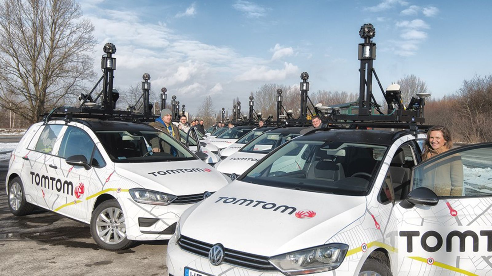 TomTom Strengthens Self-driving Expertise with Autonomous Acquisition