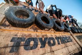 Toyo Tires Once Again Official Tire Sponsor of Tough Mudder