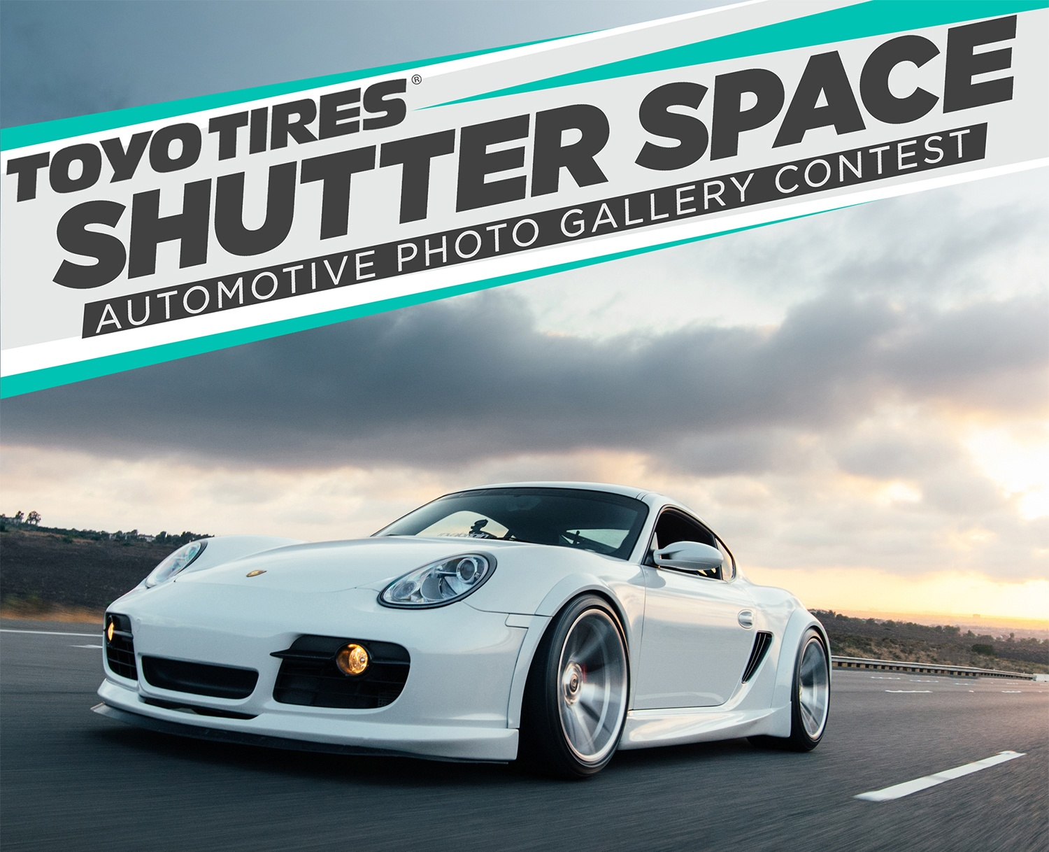 Toyo Tires Shutter Space Automotive Photo Contest Returns for Fifth Year