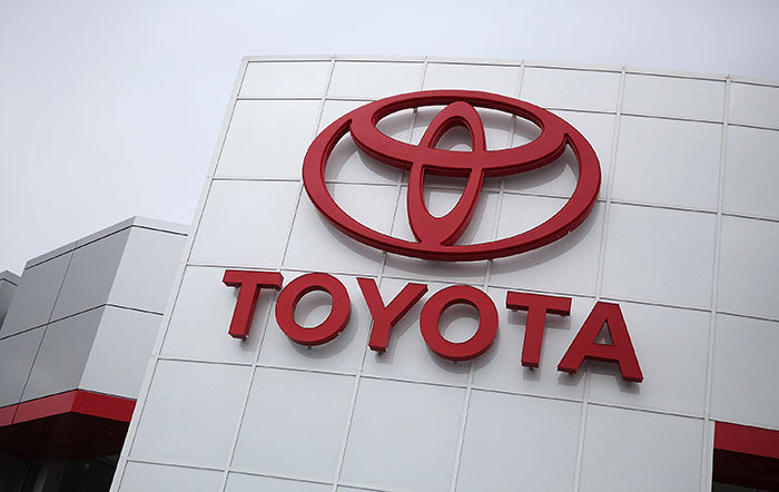 Toyota to Team up with Suzuki on R&D