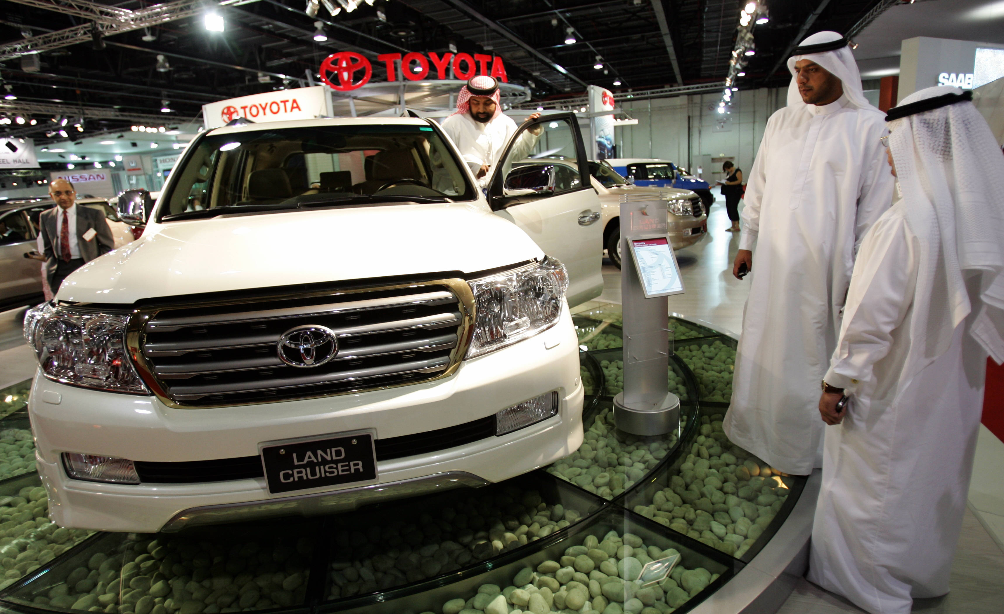 Toyota tops YouGov's 2021 Automotive Rankings in Saudi Arabia