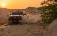 Introducing the all-new Toyota Hilux Adventure