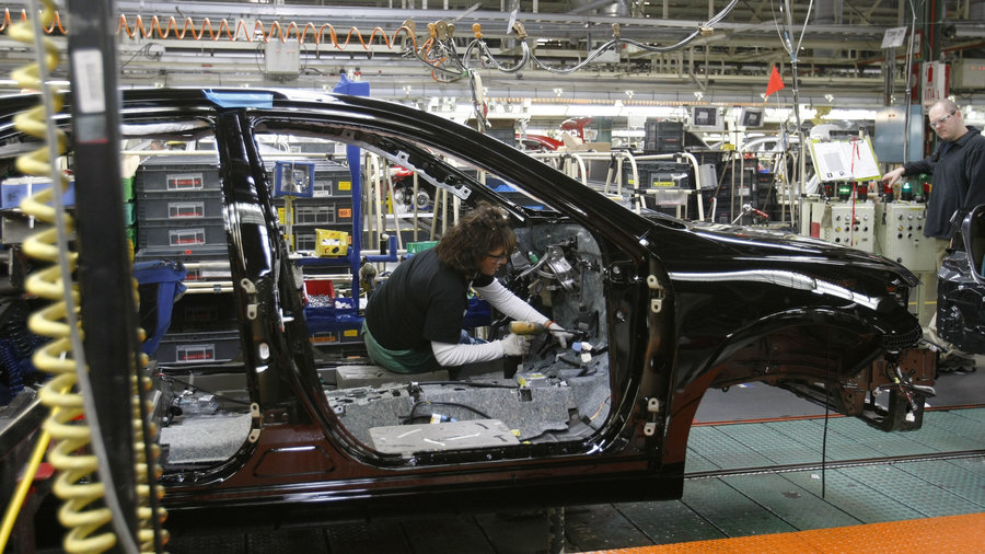 Toyota Announces Record Investment of USD1.33 Billion in US Plant