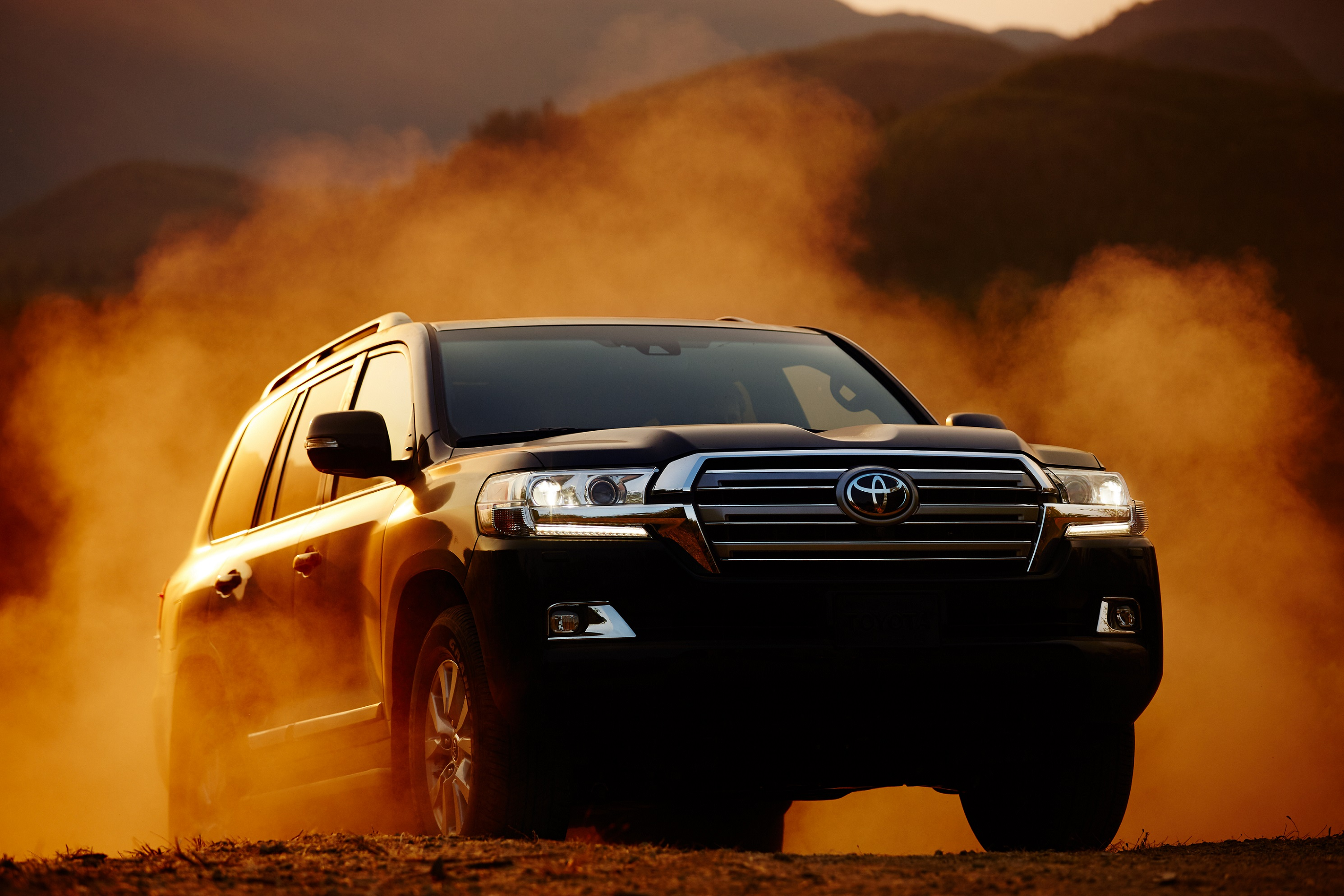 Toyota Land Cruiser Series Global Sales Pass 10 Million Mark