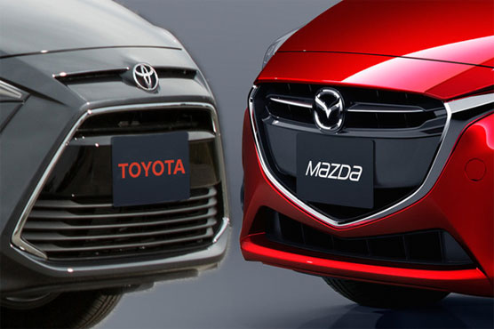 Toyota Ties Up With Mazda For Electric Car Technology