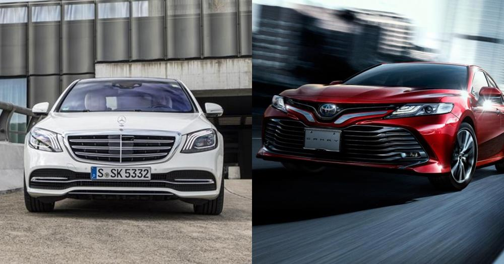 Toyota And Mercedes-Benz Top Auto Brands in 2018 Best Global Brands List