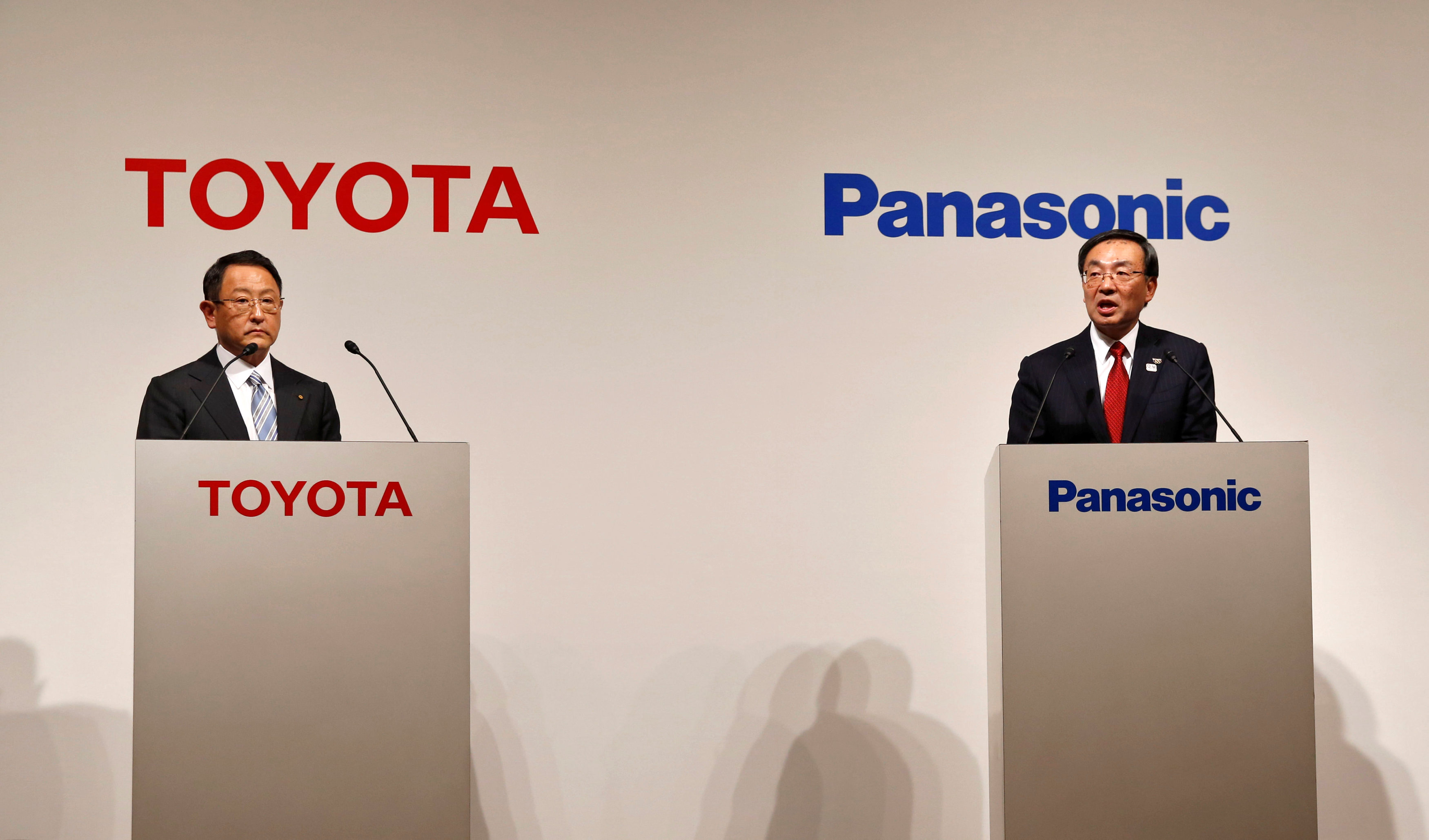 Toyota and Panasonic to Set up Joint Venture for EV Batteries