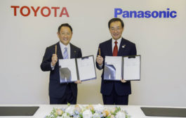 Toyota to team up with Panasonic to Explore Scope of Prismatic Battery Business