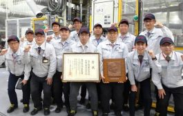 Toyota Wins 66th Okochi Memorial Production Prize for Aluminium Casting Technology