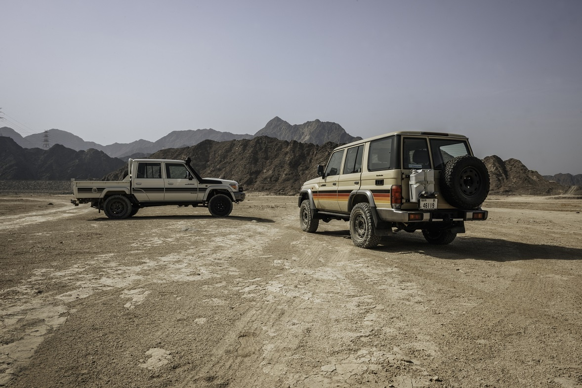 Al-Futtaim Toyota Introduces limited edition Land Cruiser 70 Series Overlander