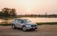 Much awaited Highlander takes efficiency to new heights Toyota's newest Hybrid SUV is now in town