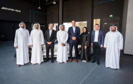 Mercedes-Benz Opens New Daimler Training Center in Dubai Production City