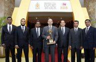 Trelleborg wins Sri Lankan export award