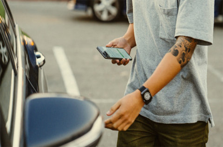Turo Offers Keyless Mobility with Input from Continental