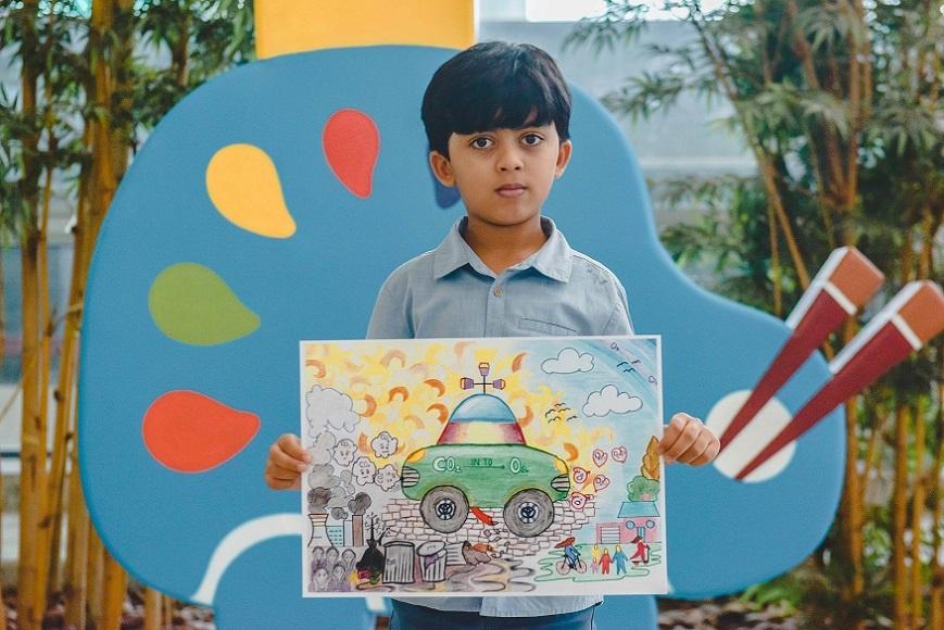 UAE Finalists of Global Toyota Dream Car Art Contest announced