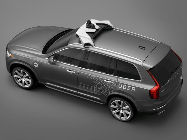 Uber Files Patent for System to Reduce Car Sickness