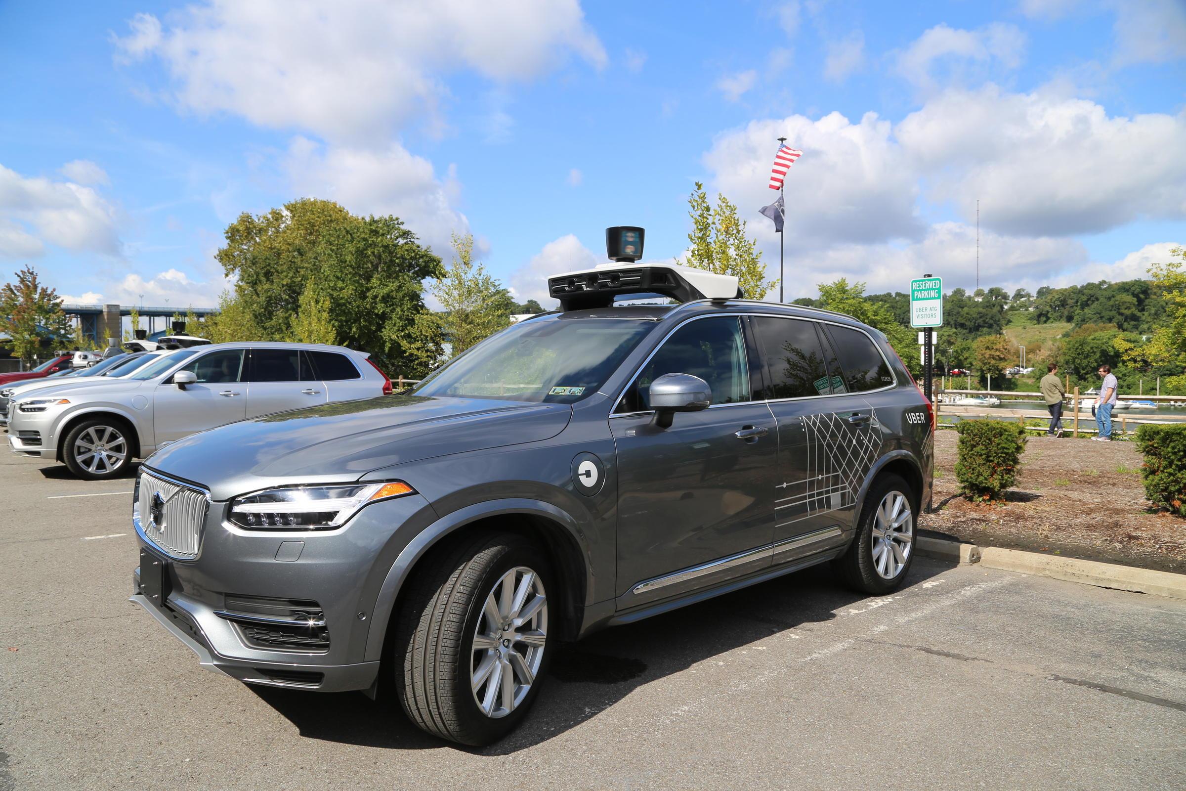 Uber to resume Autonomous Vehicle Testing Program