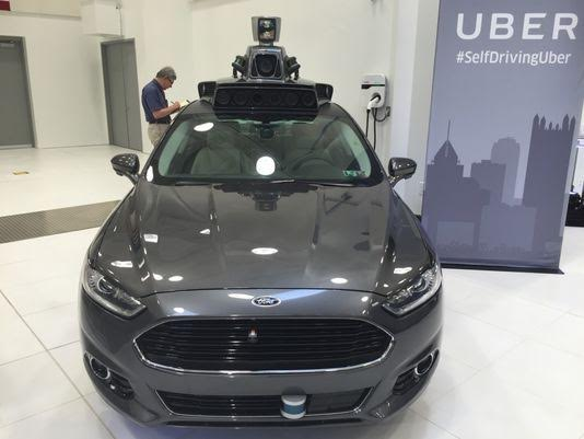 Uber Sets up AI Labs to Work on Autonomous ride-sharing