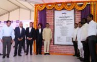 Apollo Lays Foundation for its Seventh Manufacturing Facility Globally