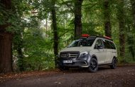 "Mercedes-Benz V 300 d 4MATIC VP Gravity ""GEOTREK EDITION"""