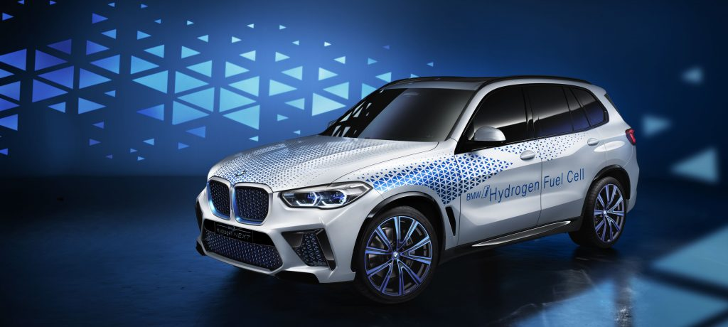 BMW Focuses on Electric Mobility with i Hydrogen NEXT at IAA Cars 2019