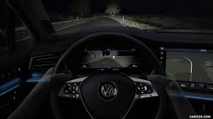 Volkswagen to Debut Night Vision in the Touareg