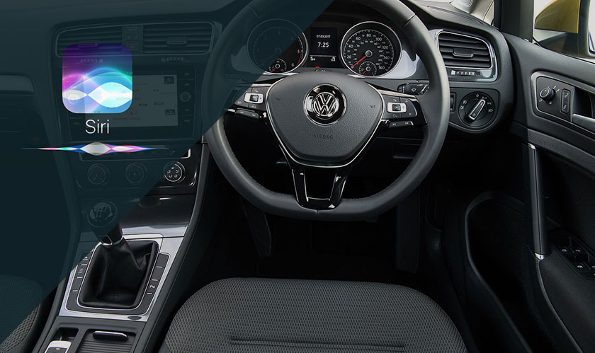 Volkswagen Owners can Use Siri to Unlock Cars