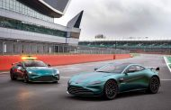 Introducing the Vantage F1 Edition