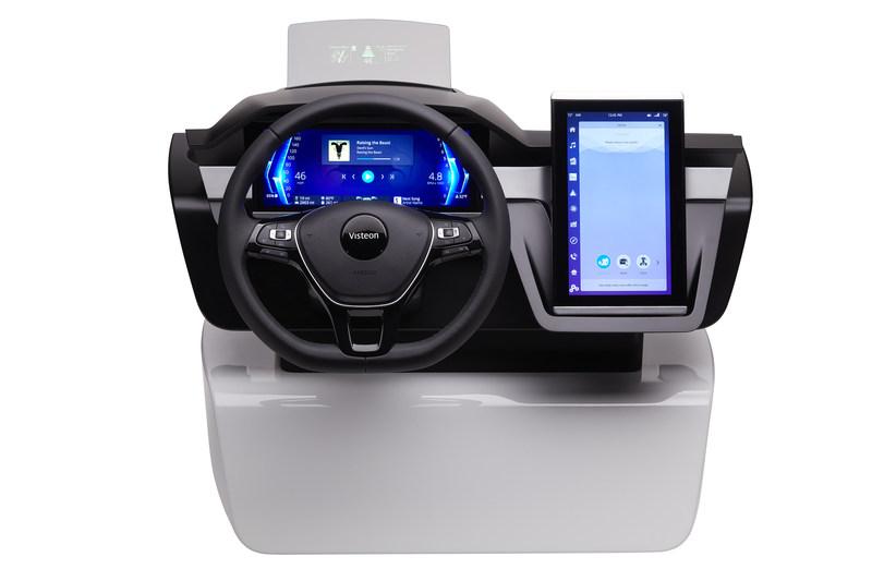 Visteon Wins PACE Award for  SmartCore Cockpit Domain Controller
