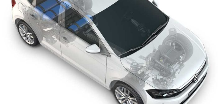 Volkswagen Revamps Range of Compressed Natural Gas Engines