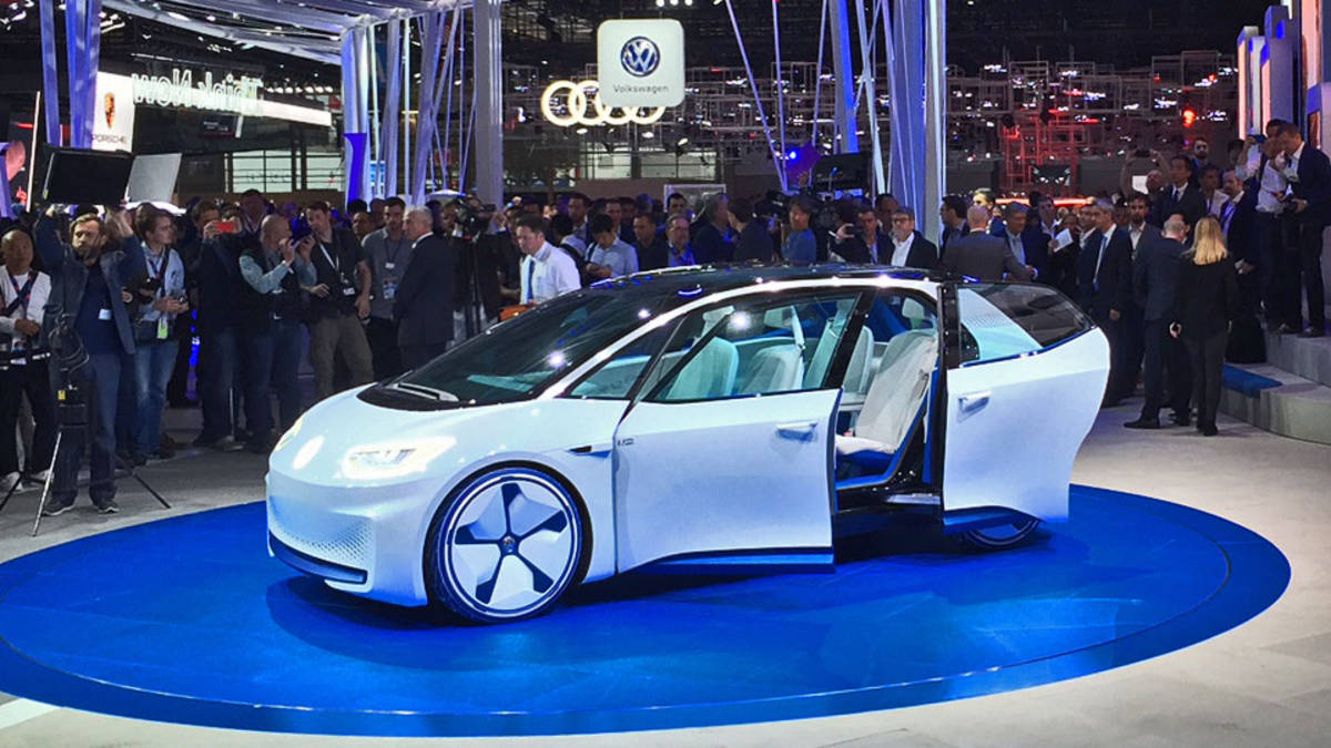 VW to build EV motors at transmission plant in China
