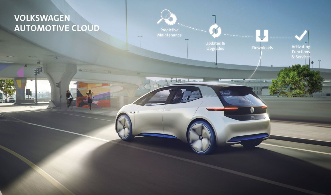 Volkswagen Acquires Controlling Stake in Volvo's 'WirelessCar' Unit