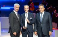 Bridgestone receives Volkswagen Group Award for Innovation & Technology