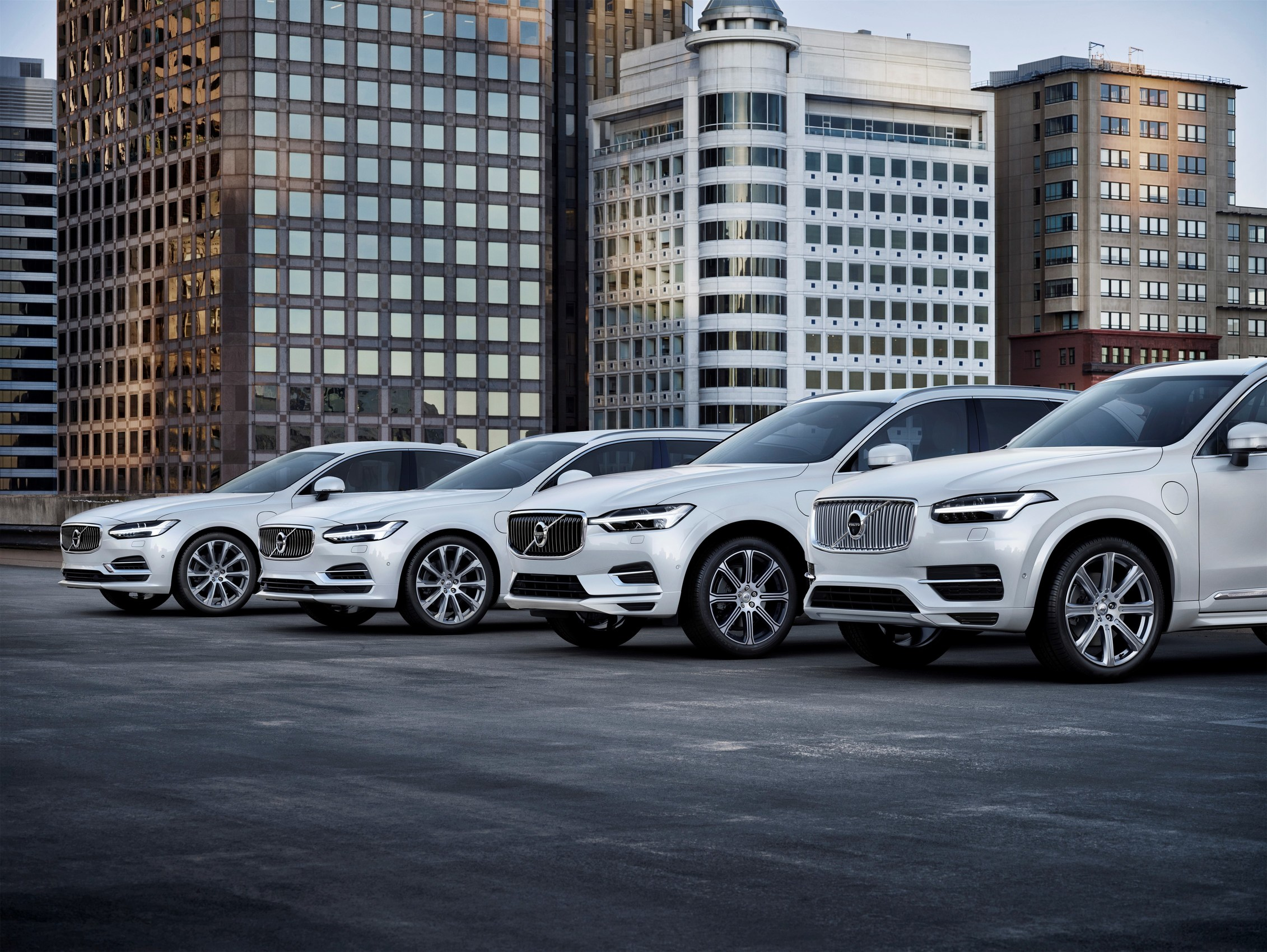 Volvo Cars Appoints Nahwasharq as Authorized Importer in KSA