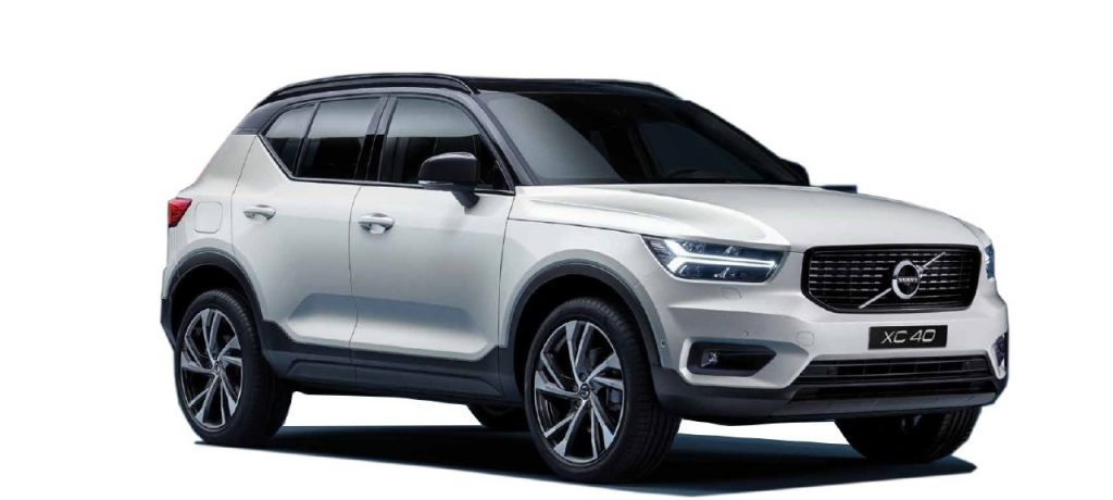 Volvo XC40 Wins Womens World Car of the Year 2018 Award