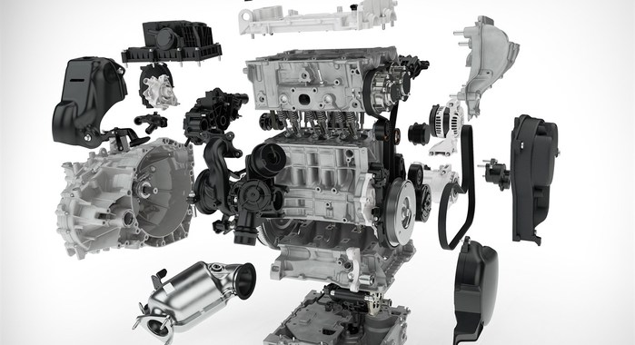 Volvo Cars Launches Three-cylinder Engine in New XC40