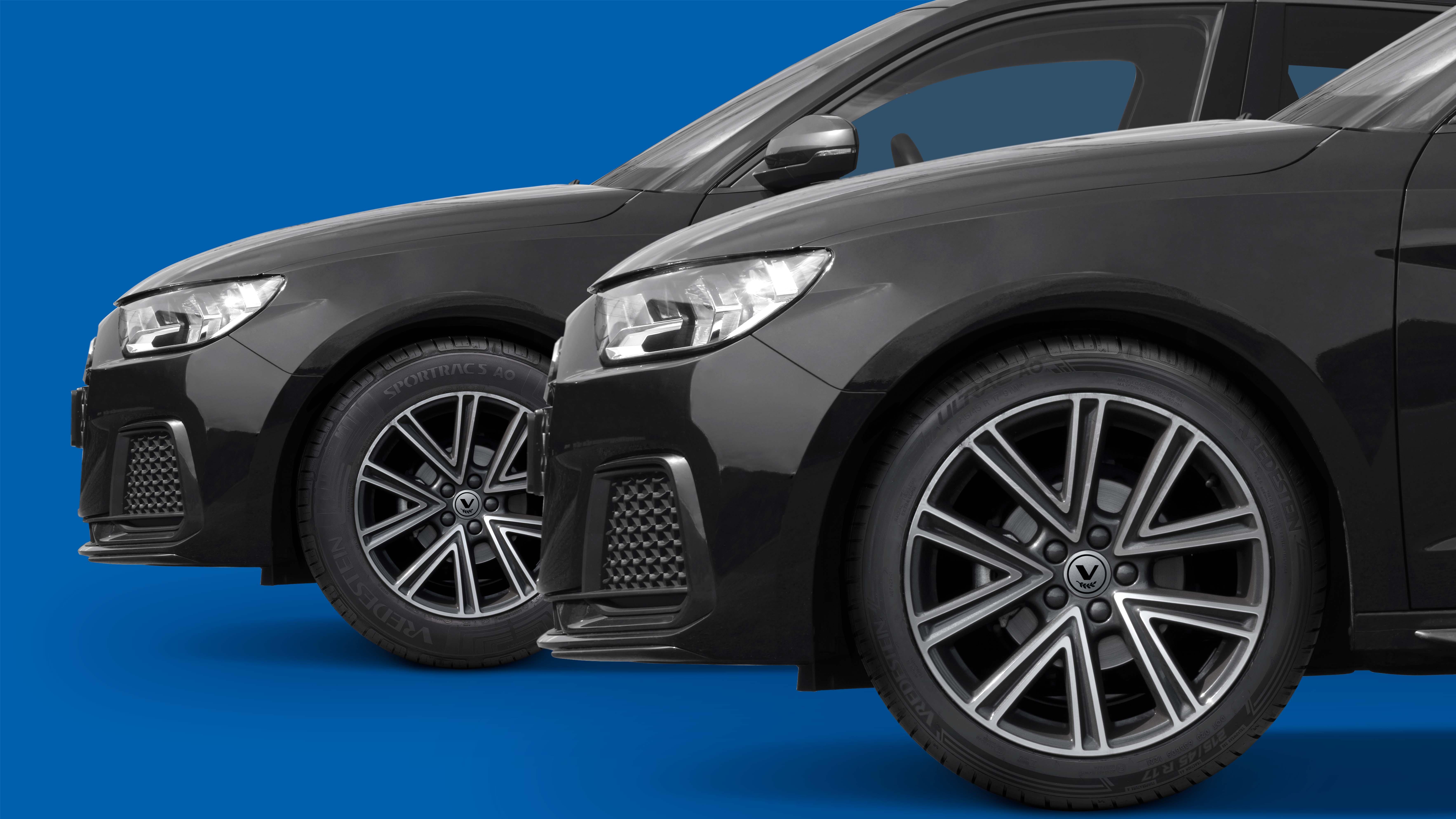 Vredestein summer tyres chosen as standard fitment for Audi A1 Sportback