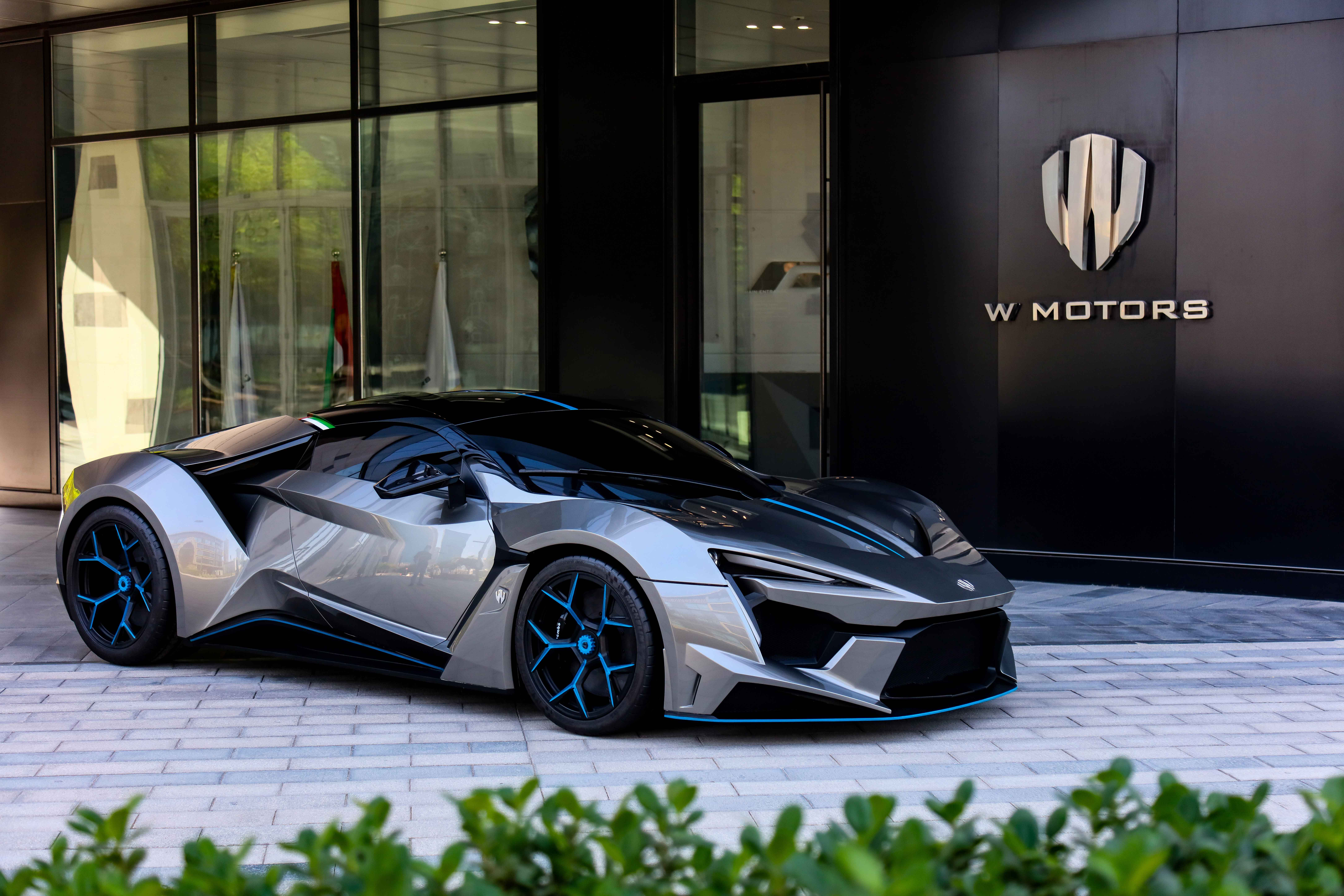 W Motors Fenyr SuperSport to be offered as DSF ultimate prize