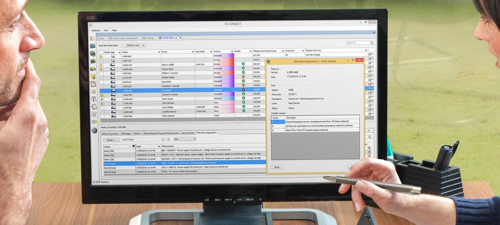 WABCO Uses Automechanika 2016 to Launch Remote Diagnostics Platform