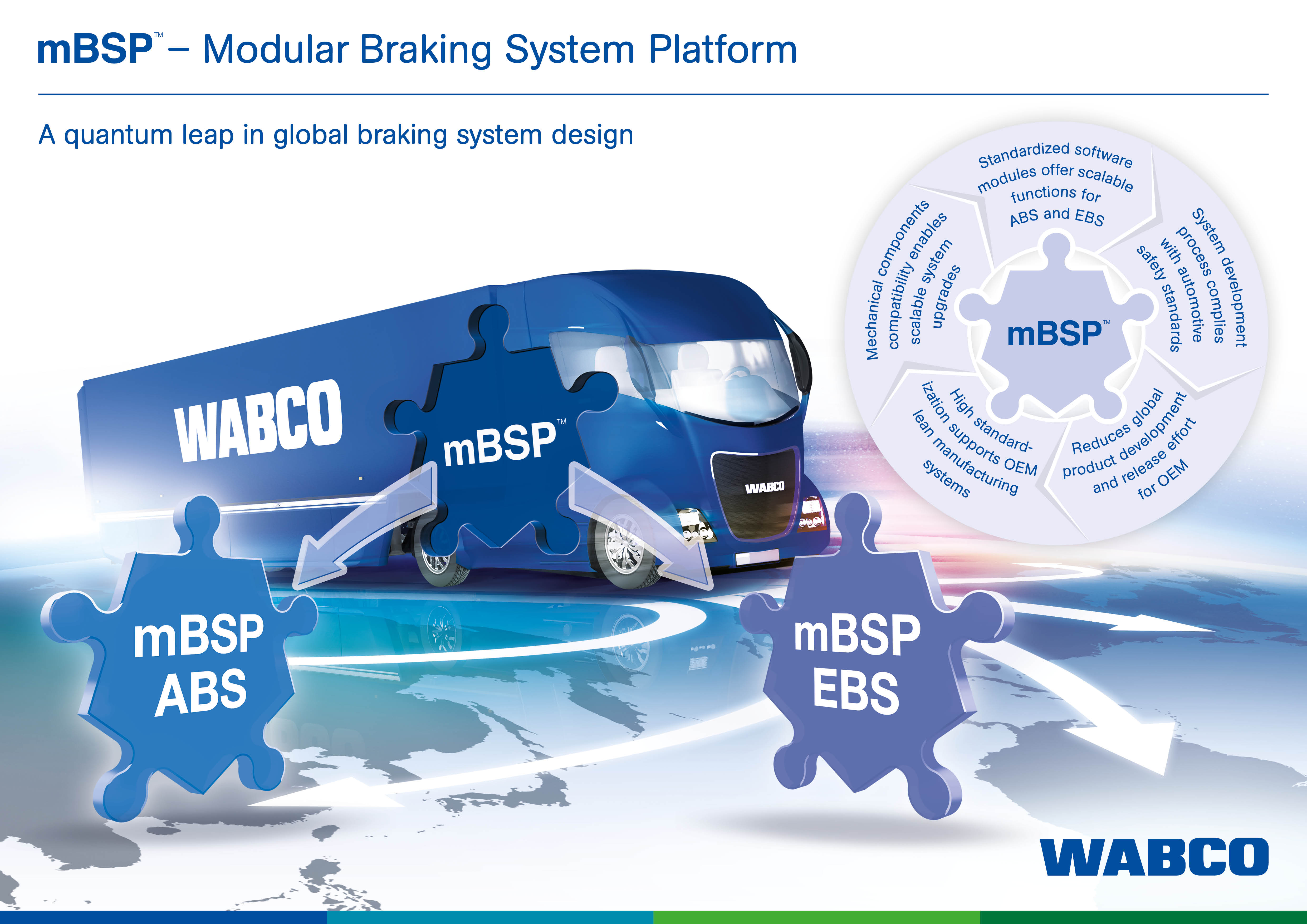WABCO Wins Its Largest Order for Supply of Breakthrough