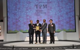 WABCO INDIA Wins Total Productive Maintenance Excellence Award From Japan Institute Of Plant Maintenance
