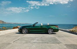 Abu Dhabi Motors announces the arrival of the all-new BMW 4 Series Convertible
