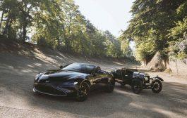 Aston Martin vantage roadster celebrates 100 years of 'A3'