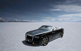 Rolls-Royce Landspeed Collection, Recalling A Forgotten Hero