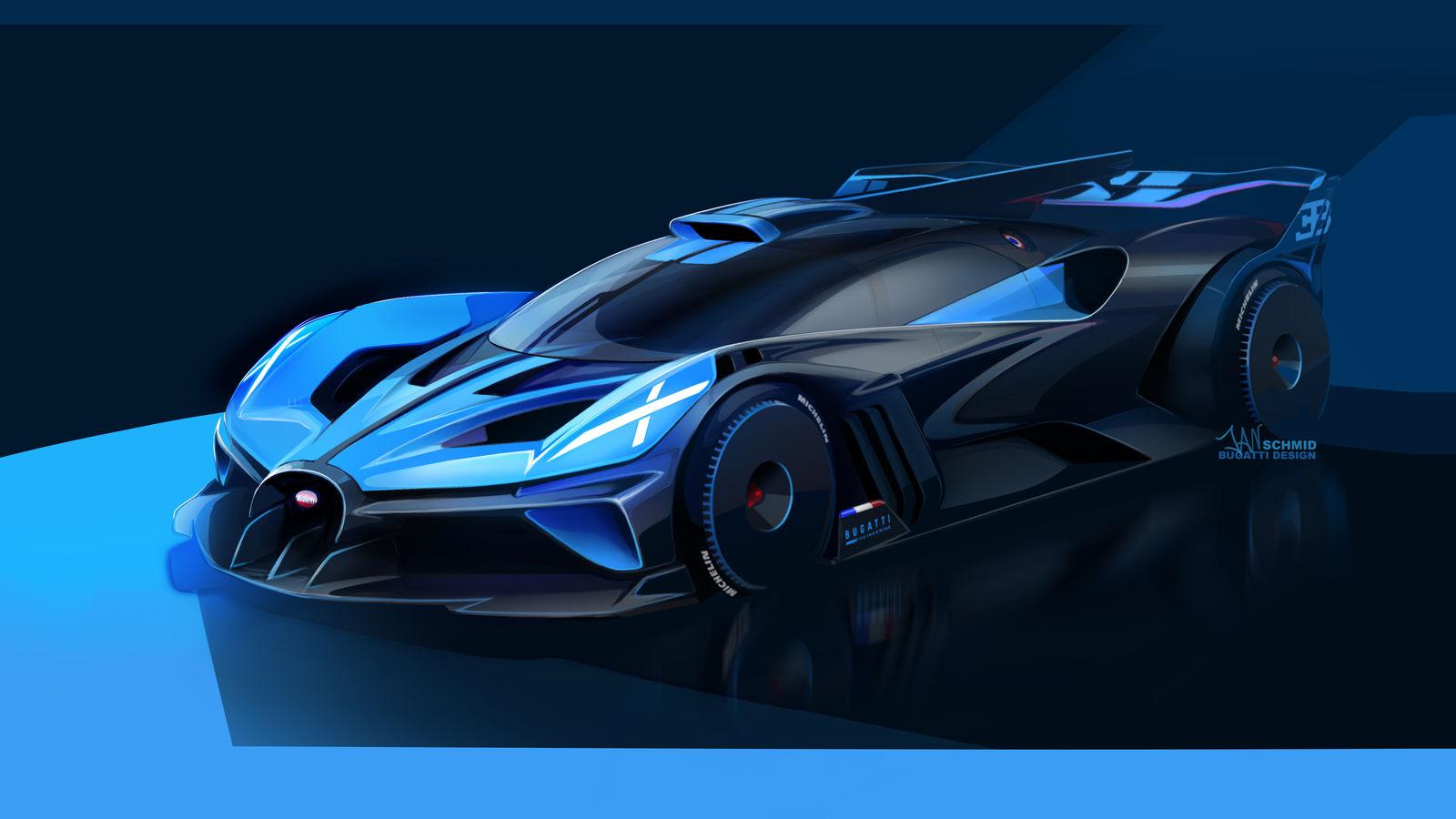 Bugatti Bolide – What if …