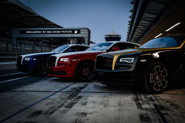 Bespoke Rolls-Royce black badge 'sportive' unleashed in Abu Dhabi