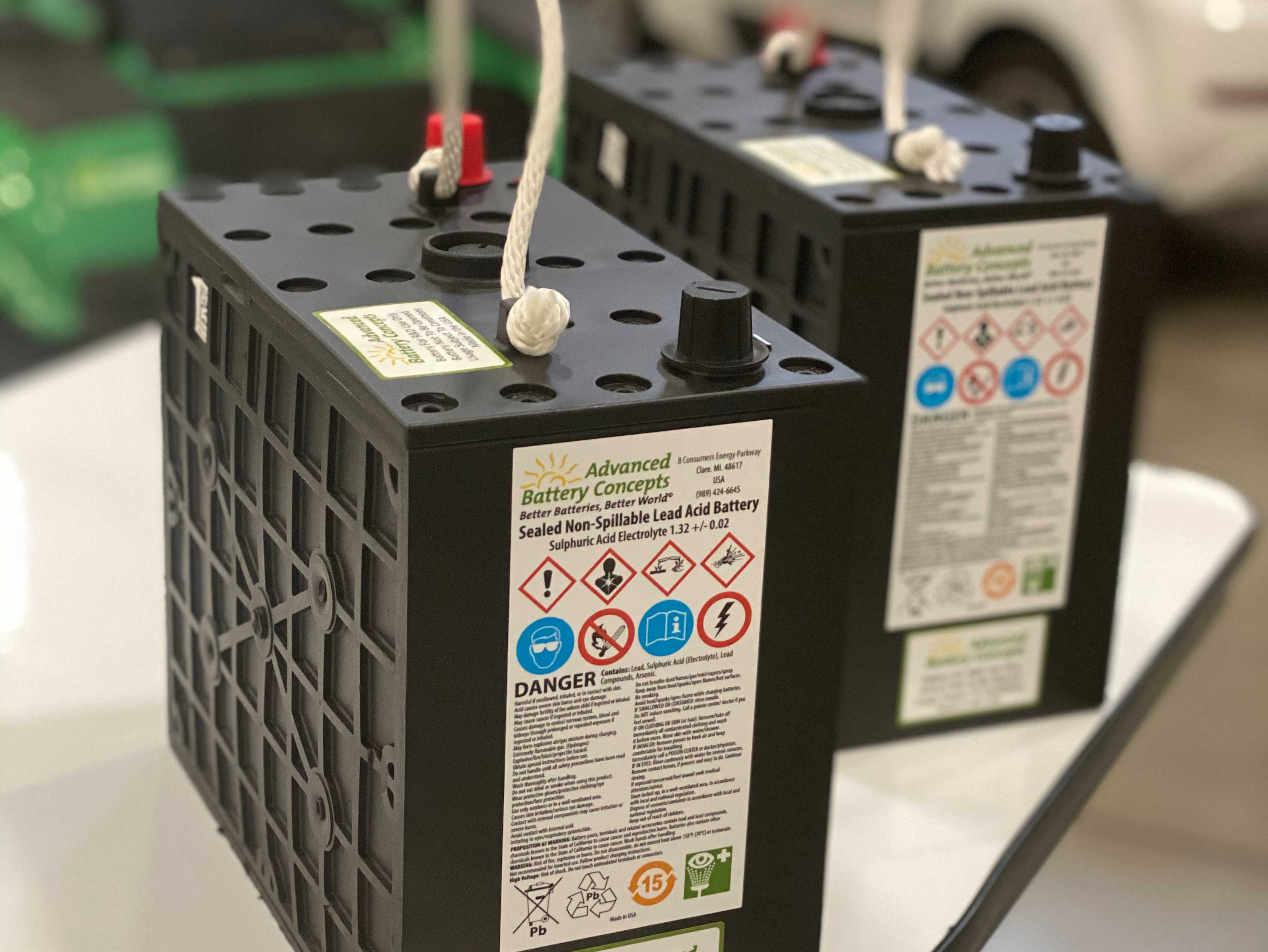 Up to global standards research into next generation automotive battery technology