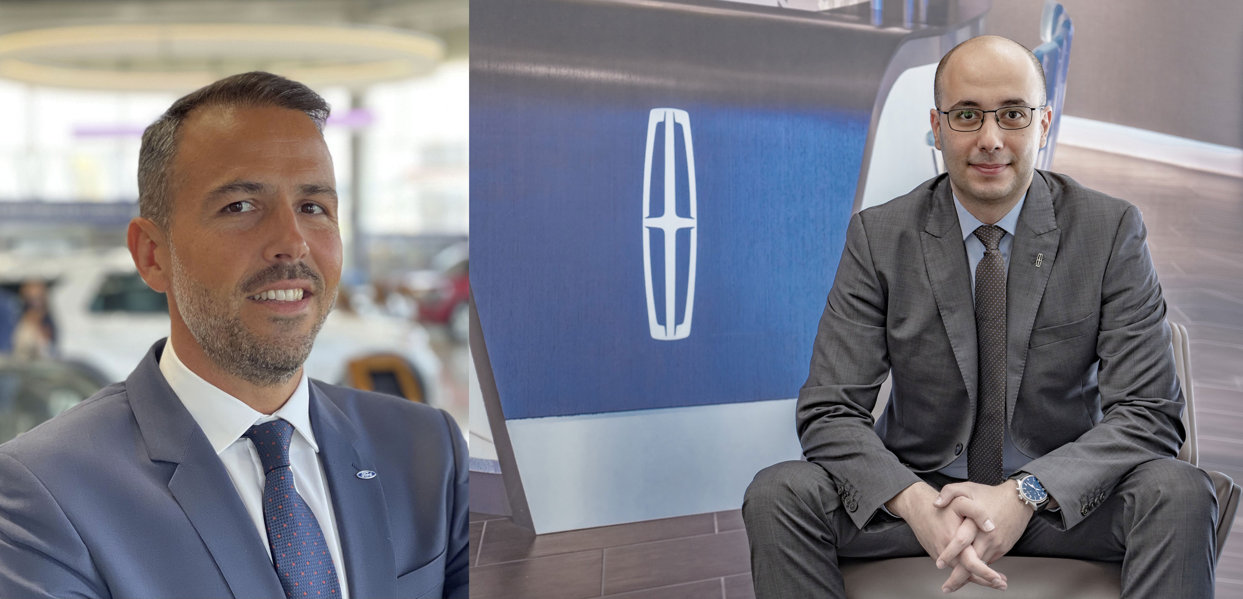Ford Direct Markets Appoints New Middle East Leadership Team for Its Customer Service Division and Lincoln Operations